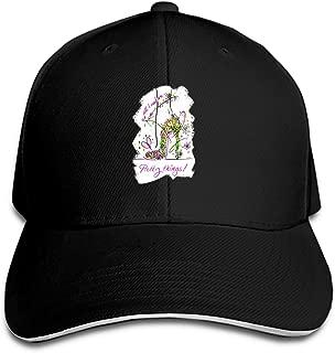 Baseball Cap Sun Dad Hat Peaked Flat Trucker Hats Adjustable for Men Women