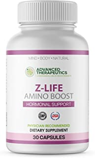 Z Life Weight Loss Supplements, Metabolism Booster and Anti-Aging Vitamins Help Burn Pure Belly Fat, Increase Muscle, Boos...
