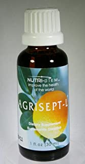 Agrisept-L Antioxidant Wellness Weight Loss (1oz) by Nutri-Diem