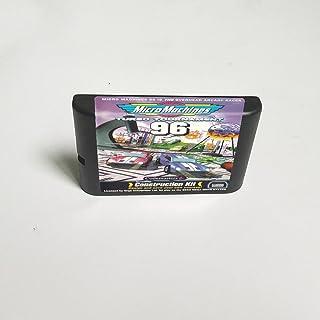 Lksya Micro Machines Turob Tournament 96 - Carte de jeu MD 16 bits pour cartouche de console de jeu vidéo Sega Megadrive G...