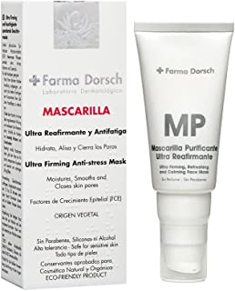 Farma Dorsch Mascarilla Purificante Ultra Reafirmante y Antifatiga 50 ml.