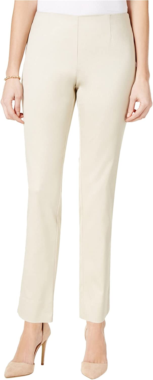Charter Club Womens Ankle Casual Trousers