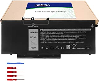 Sponsored Ad - GJKNX Laptop Battery Replacement for Dell Latitude E5480 E5490 E5491 E5580 E5590 E5591 Precision 15 3520 M3...