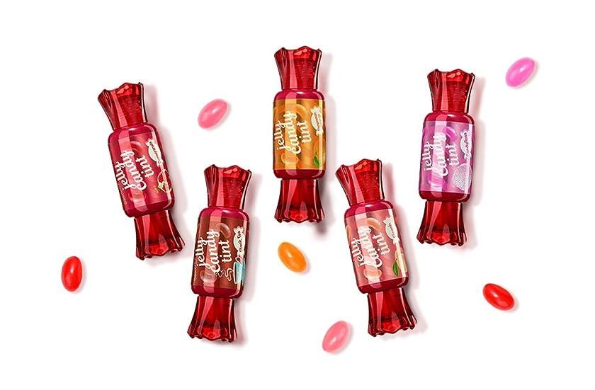 汚物無効にする貼り直すザセム the SAEM センムルゼリー キャンディティント #01Pomegranate ザクロ