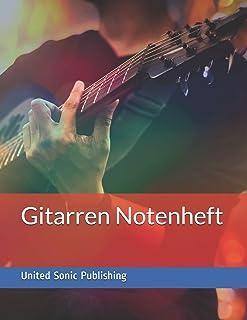 Gitarren Notenheft