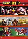 La Fabbrica Di Cioccolato / Il Mago Di Oz / Willy Wonka (3 Dvd)