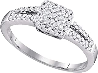 Best 6 carat solitaire diamond engagement ring Reviews