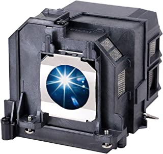 EWO'S ELP71 Replacement Projector Lamp for ELPLP71/V13H010L71 Epson Powerlite 470 475W 480 485W, BrightLink 475Wi 480i 485...