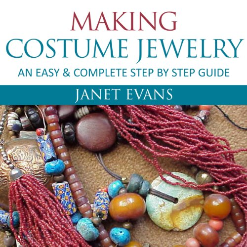 Making Costume Jewelry audiobook cover art