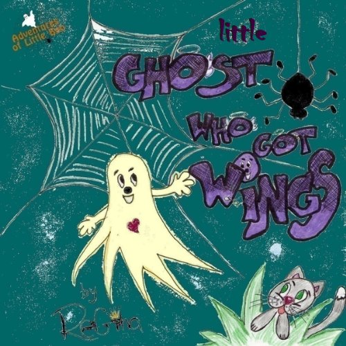 Little Ghost Who Got Wings cover art