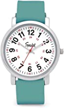 Speidel Original Scrub Watch – Medical Scrub Colors, Easy Read Dial, Second Hand,..