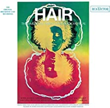 Hair Ost (180G/2Lp/1-Green & Yellow Swirled/2-Orange & Yellow Swirled Vinyl)