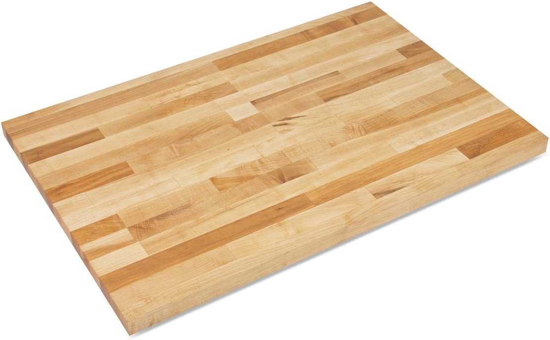 John Max 40% OFF 2021 new Boos Blended Maple Butcher Block - Thick Countertop 1-1 2