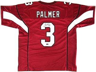 carson palmer signed jersey