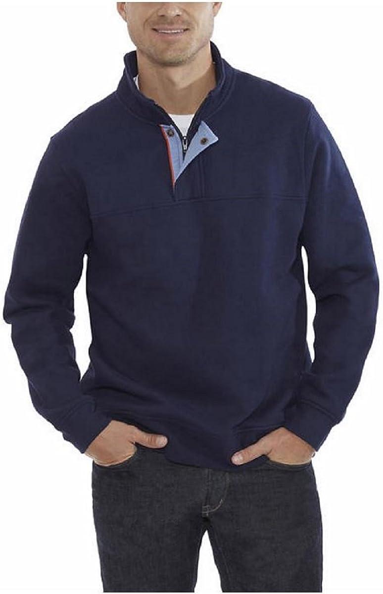 Orvis Men's Signature Pullover Deep Navy XXL