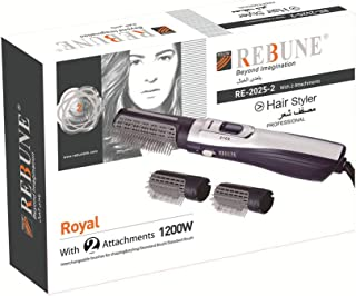 REBUNE RE-2025 Hair Styler 1200W New Styling Tool