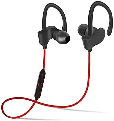 Factory Price Offer Only for Today Best Sound Quality ABOOZA in Ear Sweat Proof Bluetooth Wireless Headphones with Mic for Music and Calls
