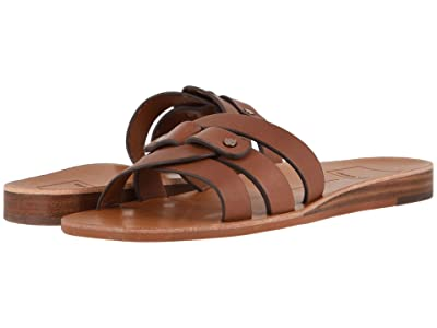 Dolce Vita Cait (Brown Leather) Women