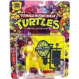 Teenage Mutant Ninja Turtles 25th Anniversary Action Figure April O'Neil