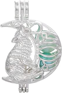 Best moon locket with pearl Reviews