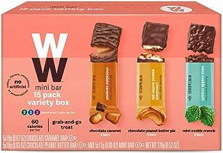 Weight Watchers Mini Bar Variety Pack