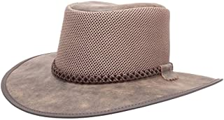 Breeze by American Hat Makers Indiana Jones Leather Hat