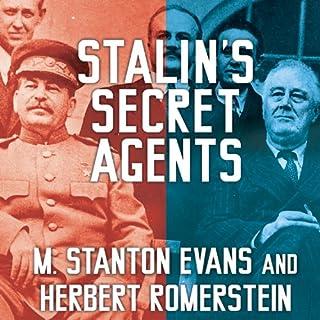 Stalin's Secret Agents cover art
