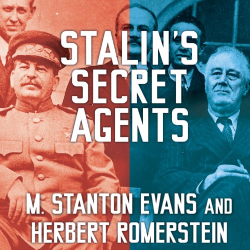 Stalin's Secret Agents cover art