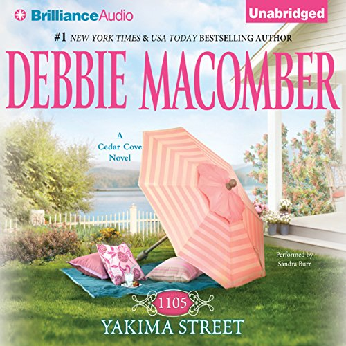1105 Yakima Street audiobook cover art