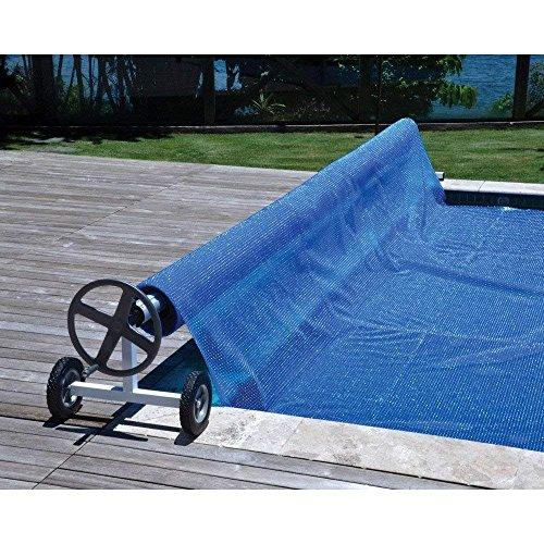 Telepiscinas K Enrollador de Piscina para Manta térmica o cobertor Solar de...