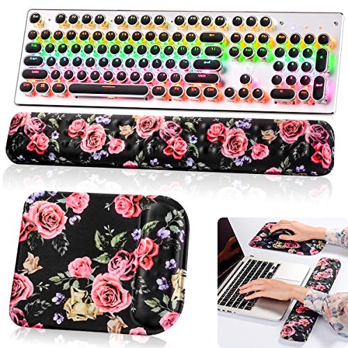 Mouse Pad Keyboard Wrist Rest Non S…