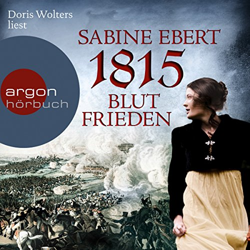 1815 - Blutfrieden audiobook cover art