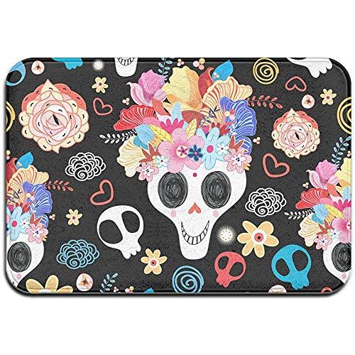 Federmäppchen Skull Pentagram 21 x 11 cm schwarz