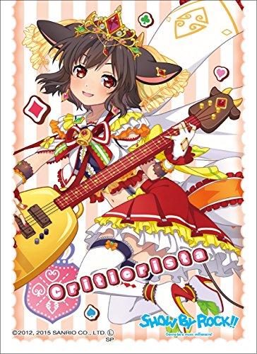 キャラクタースリーブ SHOW BY ROCK!! ホルミー (EN-138)
