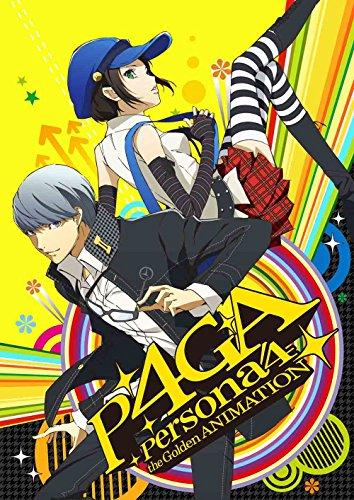Anime - Persona4 The Golden 1 (BD+CD) [Japan LTD BD] ANZX-11381