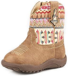 حذاء برقبة غربية للأطفال الصغار من ROPER - حذاء برقبة مستديرة - 09-016-1226-2032 Ta