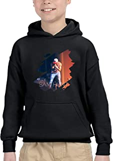Sam Hunt Kids Winter Sweatshirts Clothes