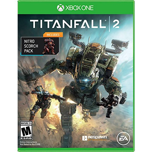 Titanfall 2 with Bonus Nitro Scorch Pack – Xbox One