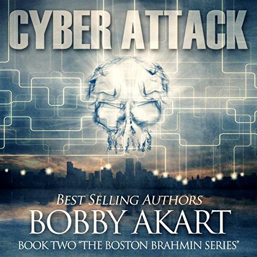 Cyber Attack cover art