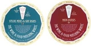 wine food pairing wheel