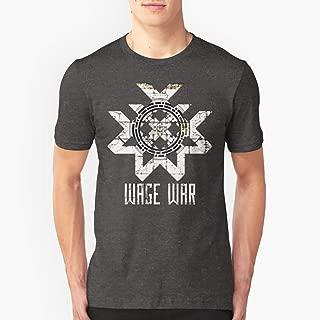 Wage War band logo Slim Fit TShirtT shirt Hoodie for Men, Women Unisex Full Size.