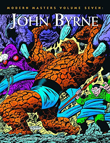Modern Masters Volume 7: John Byrne: John Byrne v. 7