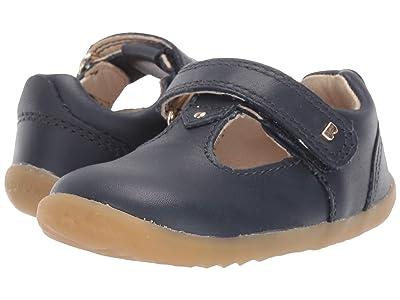 Bobux Kids Step Up Louise (Infant/Toddler) (Navy) Girls Shoes