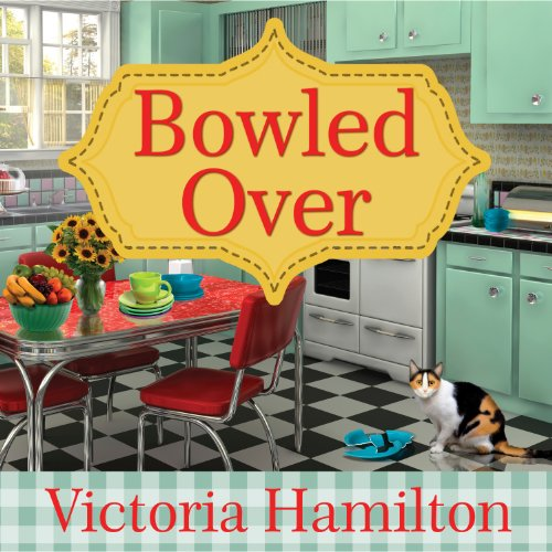 Bowled Over audiobook cover art