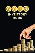 Coin Inventory Book