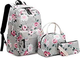 School Backpack for Teen Girls School Bags Lightweight Kids Girls School Book Bags Backpacks Sets