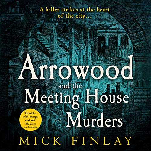 Arrowood and the Meeting House Murders cover art
