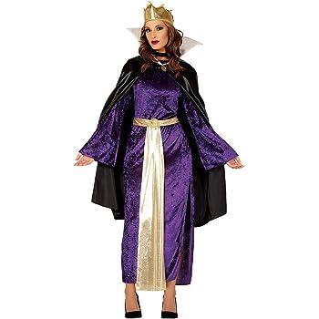 NANA ROSSA Costume Dimensioni sono S M L BIANCANEVE SETTE NANI Recita Scolastica