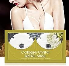 SUNSENT Collagen Breast Enhancement Mask Nourishing Skin Firming Breast Massage Breast Lifting Patch Breast Enhancer Tightening