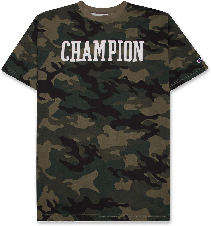 Champion Mens Big & Tall Short SleeveLogoT Shirtfor Men